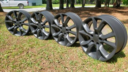 18 inch Dodge Wheels - Matte Black