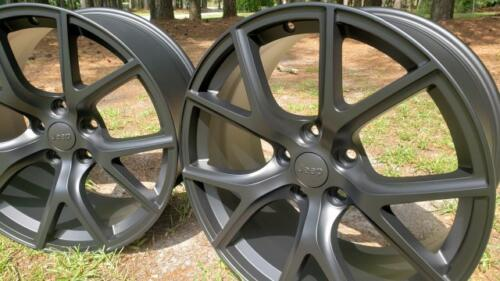 20 inch Jeep Wheels