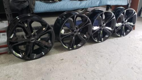 20 inch Taurus Sho Wheels