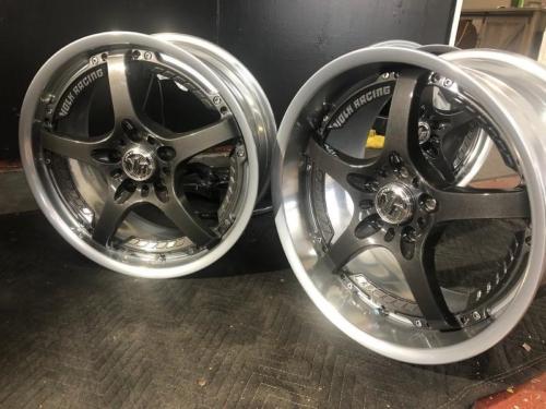 2 Piece Volk Wheels