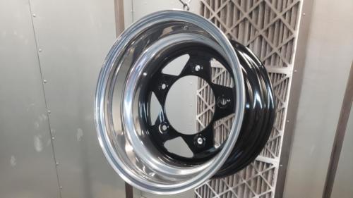 2 Tone VW Wheel