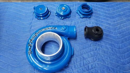 Turbo - HotRod Blue