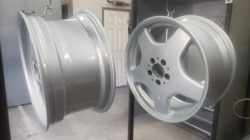 AMG Wheels 01
