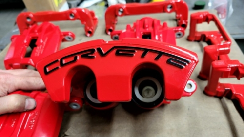 Corvette Calipers