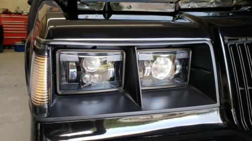 Headlight Bezels (1)