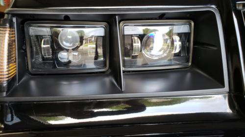Headlight Bezels (2)