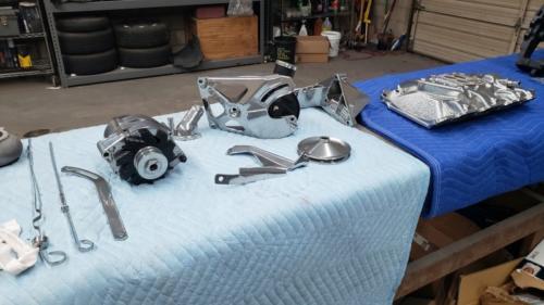 Misc Skylark Parts