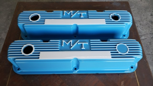 Mopar Valve Covers