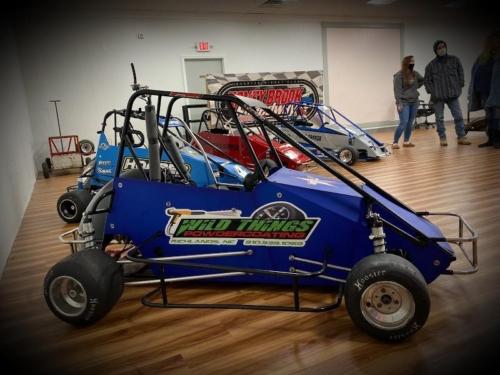 Sponsored Racer