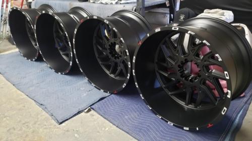 TIS Offroad Wheels