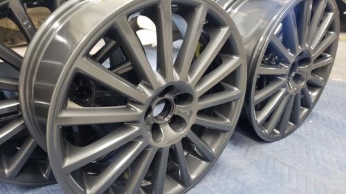 VW R32 Wheels