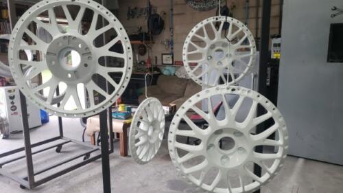 Wheel Centers (2)