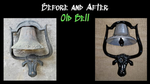 Before and After Old Bell