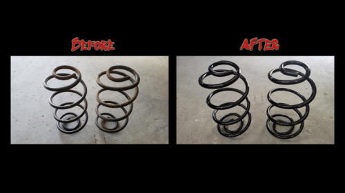 Before and After Springs