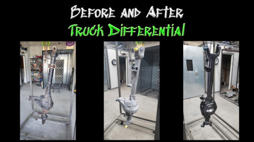 Before and After Truck Diff