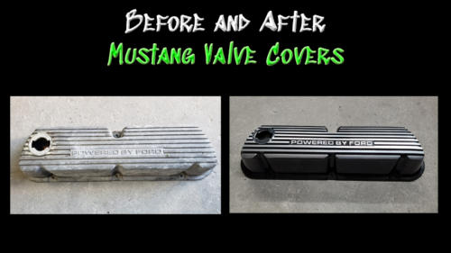 Before and After Valve Covers