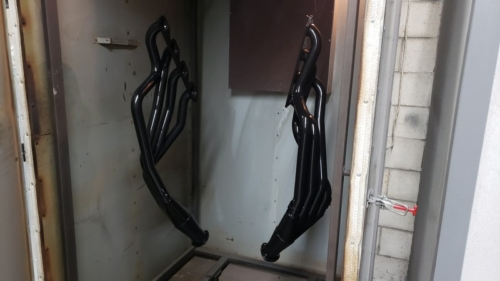 V8 Long Tube Header 06